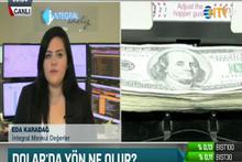 'Dolar 2,90'ın altına inebilir'