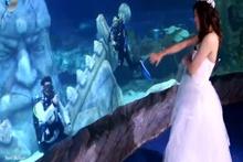 Kısmetse Olur'da sıra dışı evlenme teklifi!