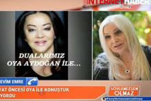 Oya Aydoğan'ın son durumu nasıl? Sevim Emre'den ailesine serzeniş
