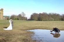 Düğün fotoğrafçıları neler çekiyor neler!