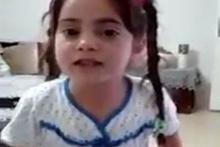 FETÖ'cülere isyan eden küçük kız