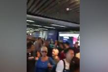 Almanya'da terör alarmı havalimanı boşaltıldı