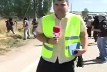 Anons sırasındaki patlama kamerada!