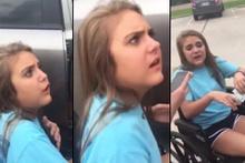 Narkozlu kızın bu hali izlenme rekoru kırdı