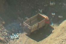 Silopi'de 10 ton bomba yüklü kamyon böyle imha edildi