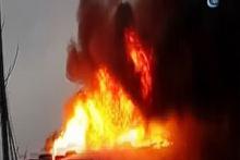 İstanbul'da yangın! Ekipler olay yerinde...