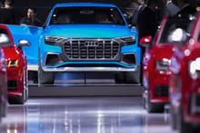 2017'nin ilk fuarı otomobiller görücüye çıktı