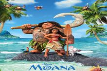 Moana filmi fragmanı - Sinemalarda bu hafta