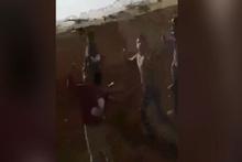 Suriyeli çocuklar Mehmetçiği görünce bakın ne yaptı?