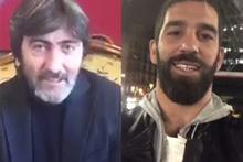 Rıdvan Dilmen - Arda Turan ve Murat Boz'dan 'evet'