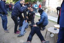 Adana Adliyesi yakınlarında silahlı kavga: 1 ölü, 4 yaralı