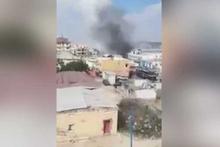 Somali'de otele bombalı saldırı!