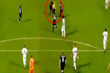 Portekiz Ligi'nde hakem, çarptığı futbolcuya kırmızı kart gösterdi