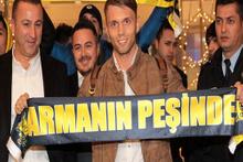 Karavaev Fenerbahçe için İstanbul'da