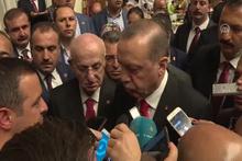 Erdoğan'dan MTV zammı için konuştu