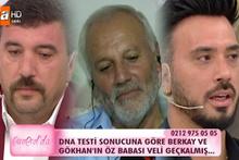 Esra Erol'da Gökhan ve Berkay'ın DNA sonucu açıklandı! Babaları stüdyoya gelecek mi?