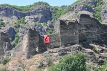 Şavşat Kalesi'nde arkeolojik kazılar tamamlandı sıra restorasyonda