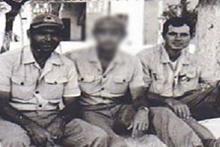 Bu siyasi lideri tanıdınız mı 43 yıl öncesi askerlik fotoğrafı