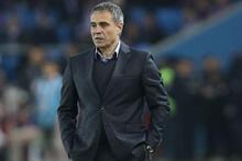 Trabzonspor taraftarları Ersun Yanal'ı istifaya çağırdı