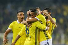 Fenerbahçe-Yeni Malatyaspor maçı fotoğrafları