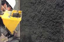 Depreme karşı dayanıklı beton karışımı