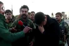 Peşmerge çatışmadan kaçınca Rudaw muhabiri ağladı!