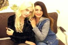 Aleyna Tilki'nin annesi kızına mı özendi?
