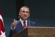Hükümet Sözcüsü Bozdağ: 'Anayasaya karşı saldırı var
