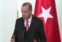 Erdoğan'dan Polonya'da AB'ye sert mesaj