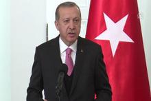 Erdoğan: İmzalar atıldı ama hala bizi oyalıyorlar