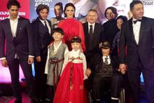 Türkiye'nin Oscar adayı Ayla'nın galası  yapıldı