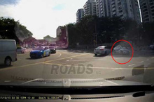 Hayalet arabanın kazasını kimse çözemedi!