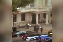 Londra polisinden Irak Büyükelçiliği'ne saldırı açıklaması
