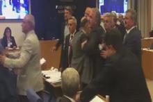 Komisyonda kavga AK Partili ve CHP'li vekil birbirine girdi