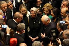 Erdoğan-Bahçeli arasında dikkat çeken diyalog bakın neyi sordu