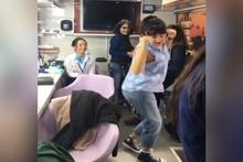 Gupse Özay'ın 'Deliha' dansı olay oldu!