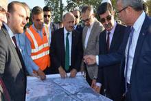 Başbakan Yardımcısı Işık'tan kavşak tepkisi