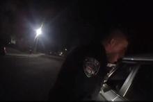 Polise silah çeken genç neye uğradığını şaşırdı!