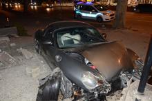 Bağdat Caddesi'nde korkunç kaza