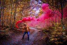 Kütahya'daki Domaniç Dağları fotoğrafçıları adeta büyülüyor