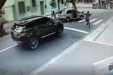 Jefferson'a Brezilya'da silahlı soygun