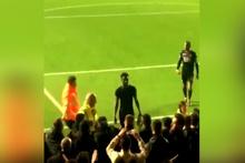 Formasını tribüne atan Crystal Palace'ın yıldızı Pape Souare'yi şoke eden tepki