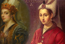 Hürrem Sultan tablosu satıldı