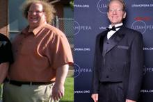 Yoga yaparak 15 ayda 130 kilo verdi