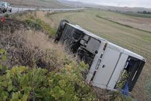 Ankara'da korkunç kaza: Onlarca yaralı var!