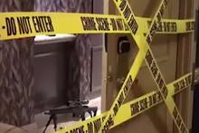 Las Vegas saldırısının gerçekleştiği otel odası görüntülendi
