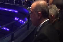 Erdoğan'ın Kerkük türküsünü dinlediği o özel anlar