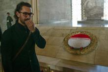 Aamir Khan'dan Anıtkabir ziyareti