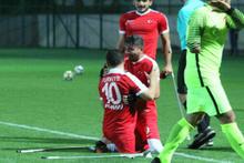 Ampute Milli Takımımız yarı finale bu gollerle çıktı