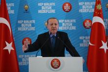 Cumhurbaşkanı Erdoğan: yeni bir Kobani'ye izin vermeyiz